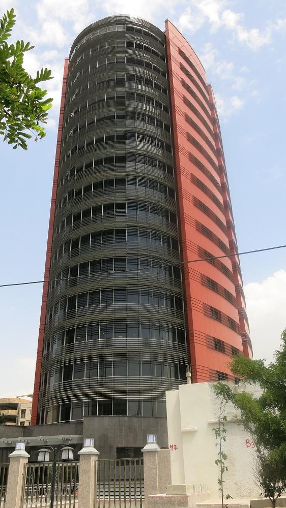 ساختمان برزیل